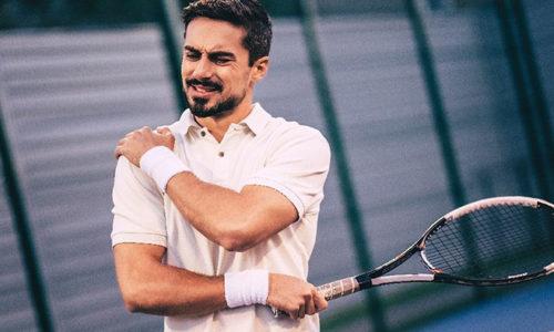 Κακώσεις Ώμου σε Αθλητές του Τένις