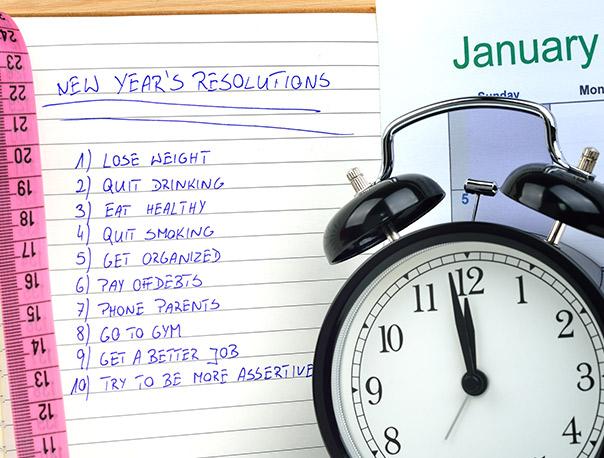 7 Συμβουλές Για Να Πραγματοποιήσετε Τους Στόχους Που Θέσατε Για το Νέο Έτος