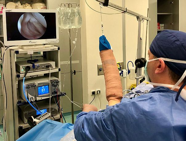 Χειρουργική Ώμου